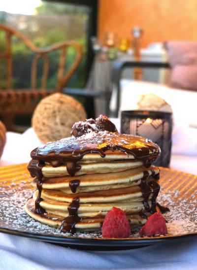 Restaurant Pancakes sucrés et salés à Lyon