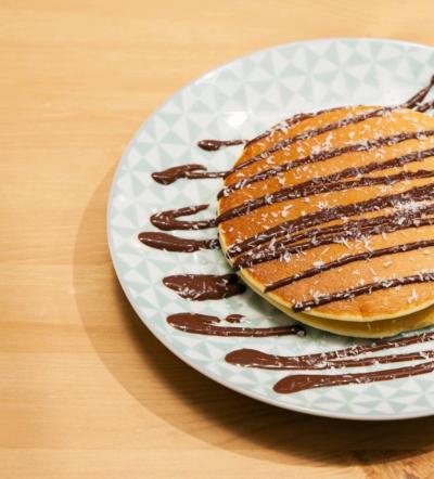 Pancakes sucrés à Lyon